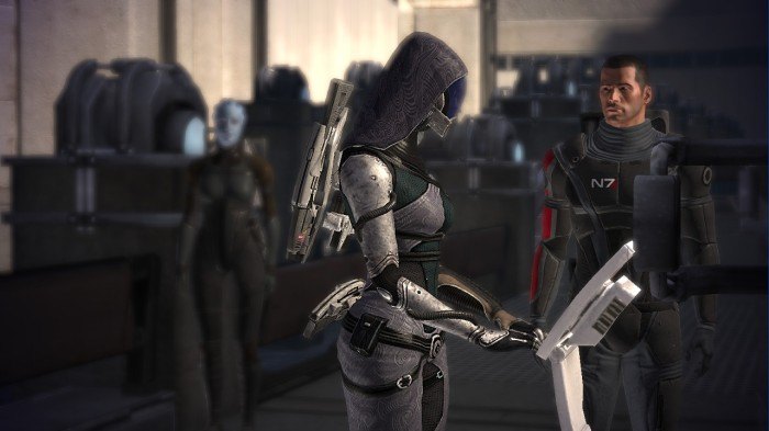 Mass Effect (Electronic Arts, 2007)